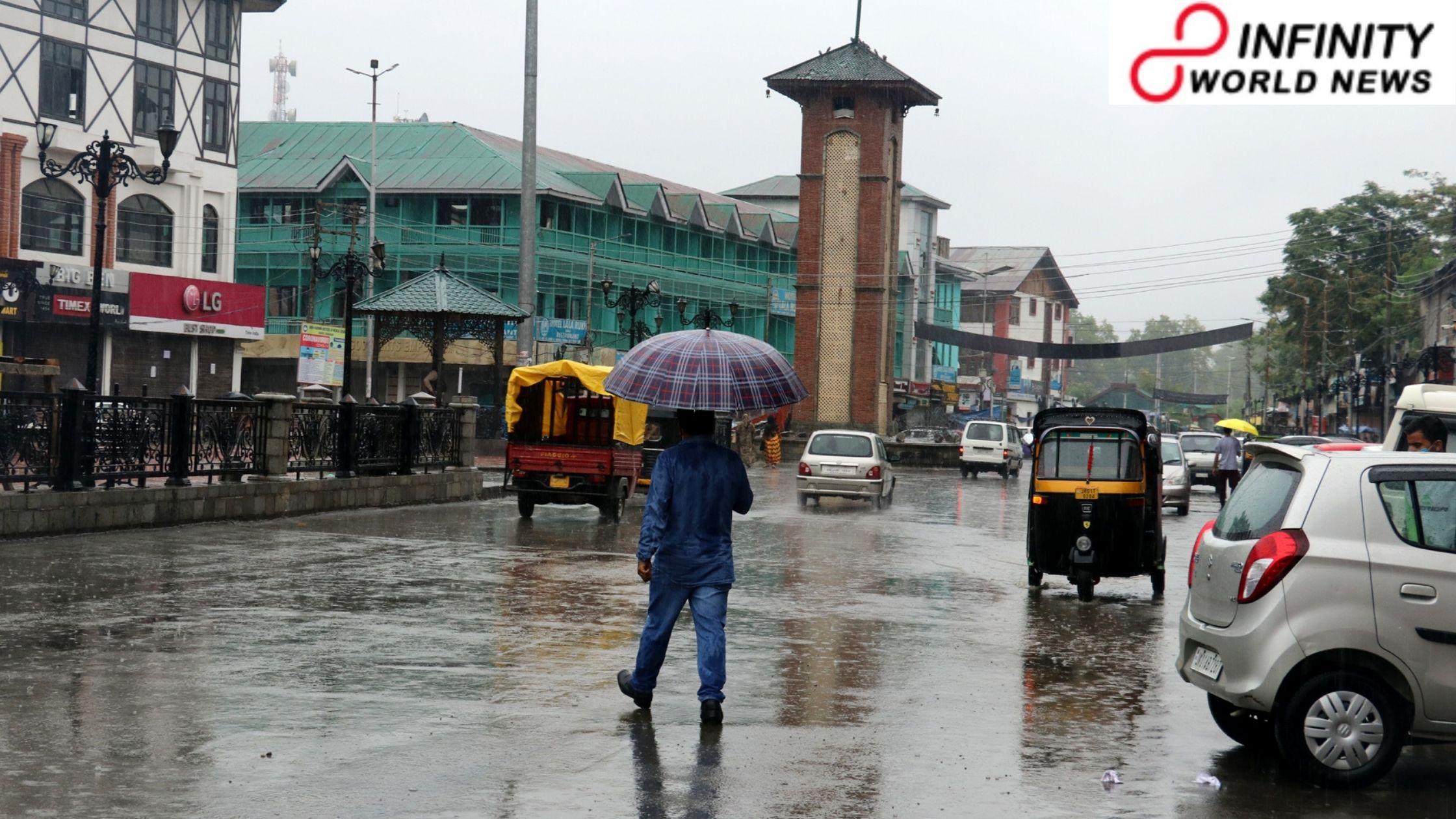 Night Temperatures Dip Beneath Zero in Kashmir Ladakh