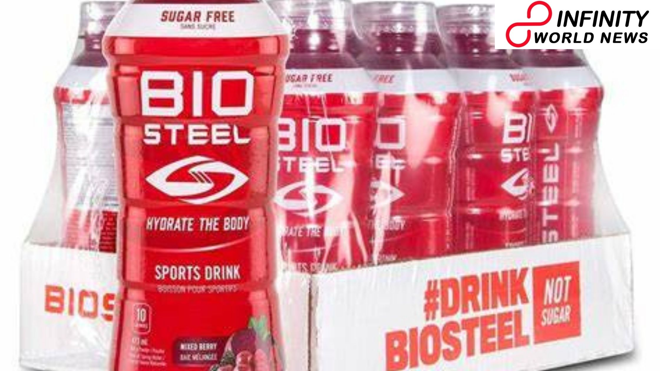 Now Official Sports Drink of The Philadelphia 76ers is BioSteel