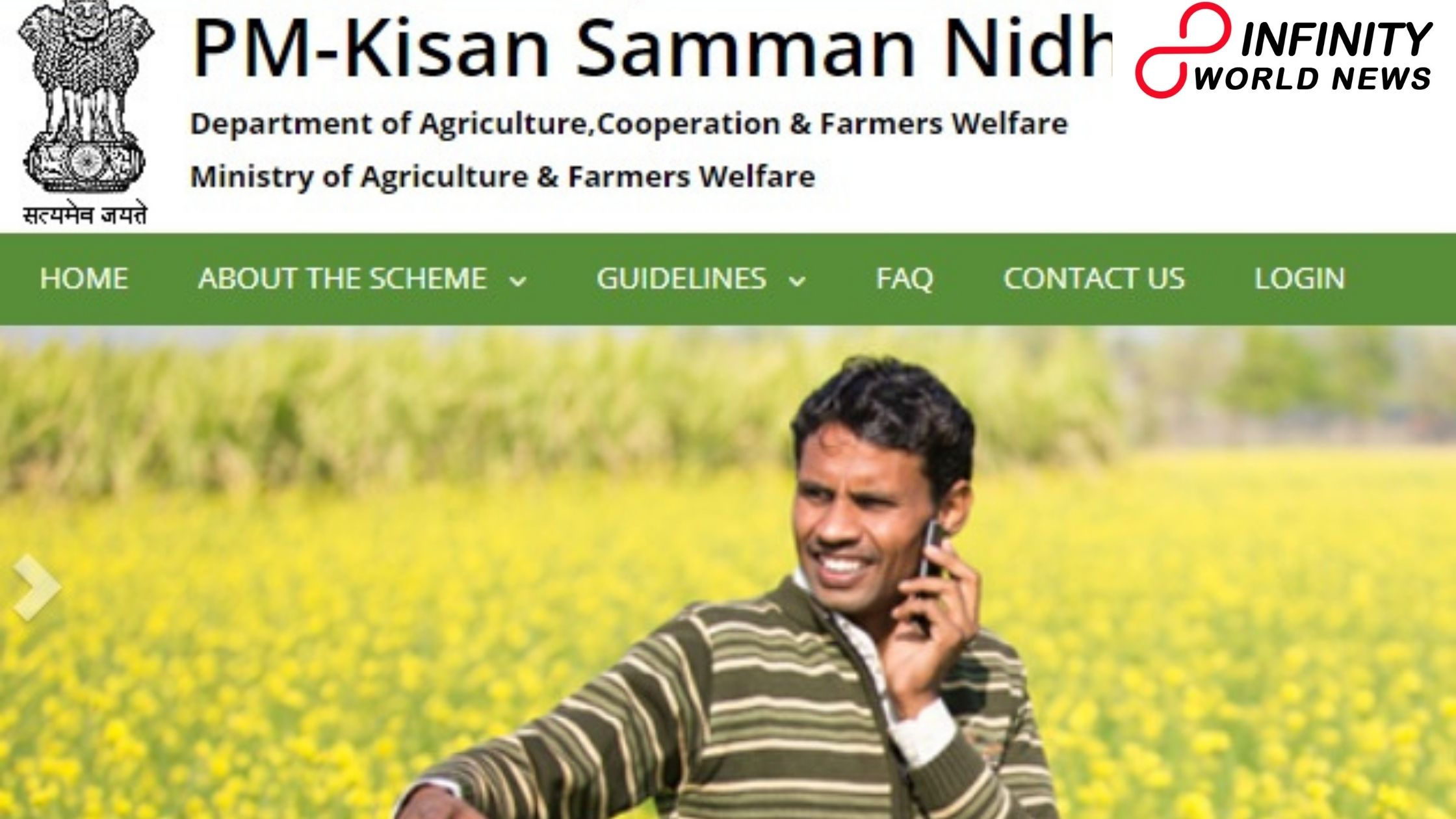 PM-KISAN: All you need to think about Center's pay move plot for farmers