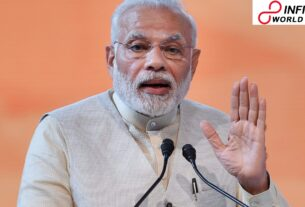 PM Modi assaults past govts for postponing work on freight corridor project