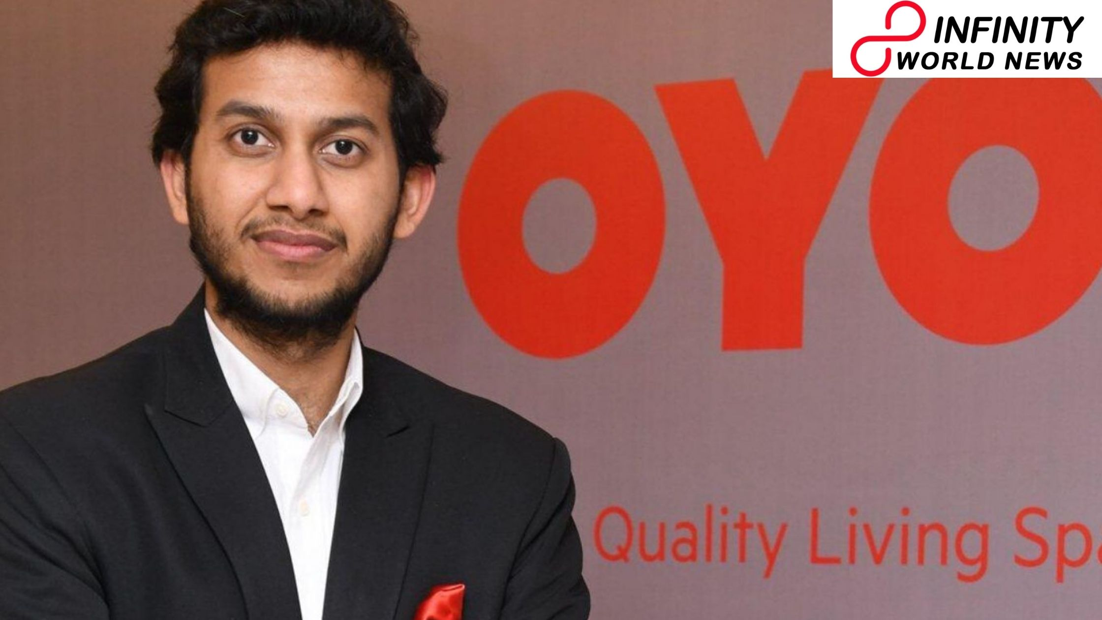 Ritesh Agarwal World s Second Youngest Billionaire after Kylie Jenner