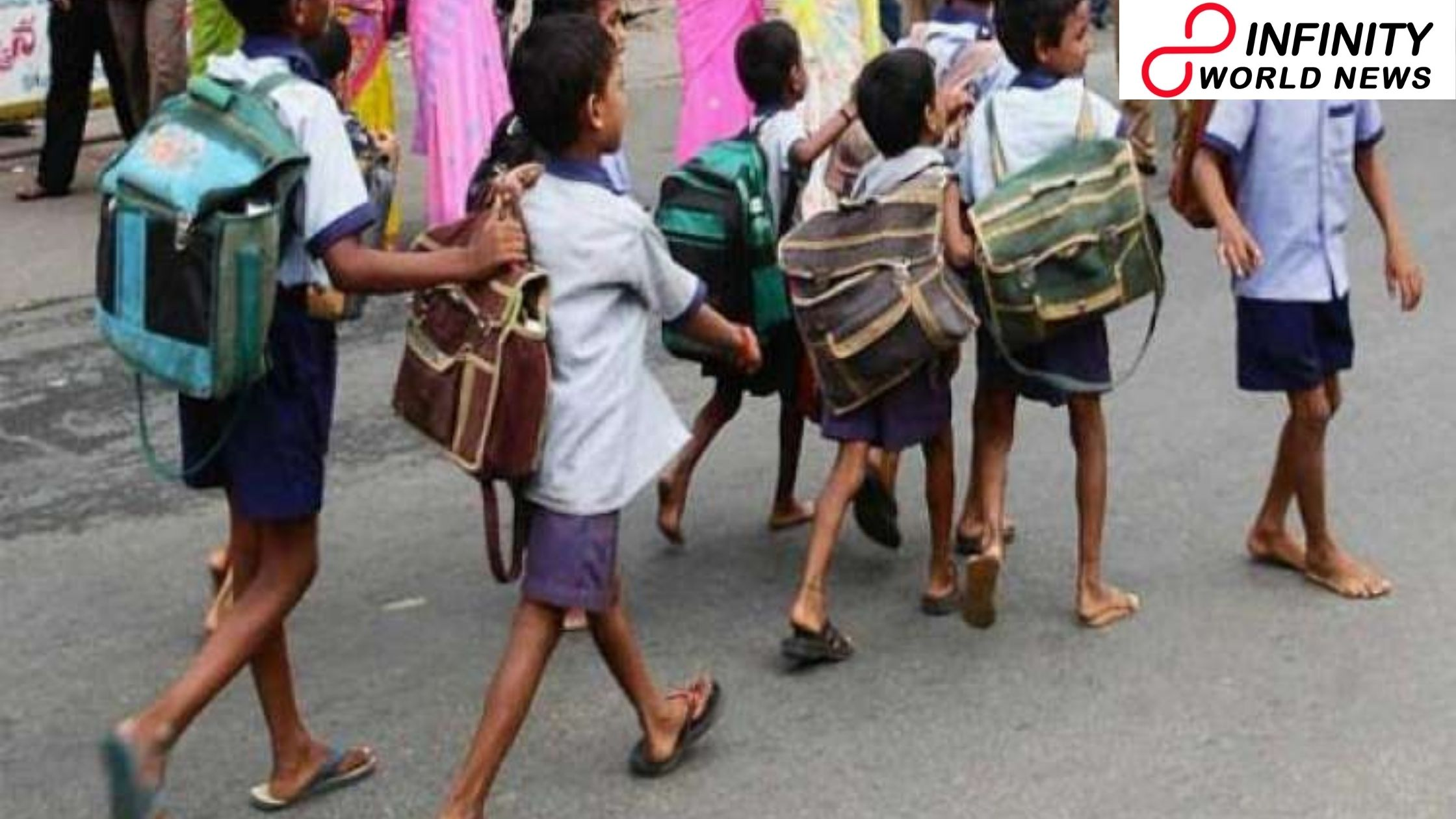 Schools will resume for Classes 9 and 11 in Tripura from December 28