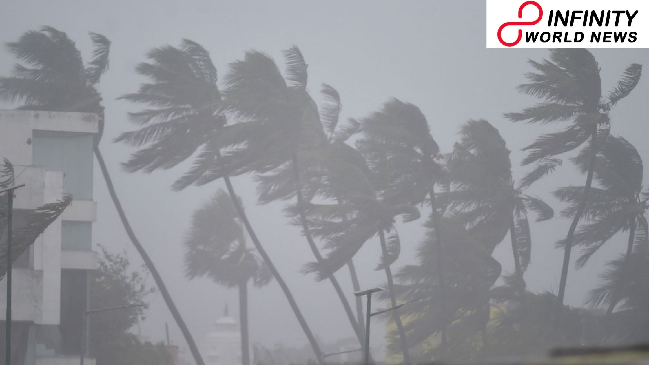 Since Cyclone Burevi Approaches, A View Back at Ockhi—The Extreme Storm to Cut Crossed Sri Lanka furthermore Hit South India