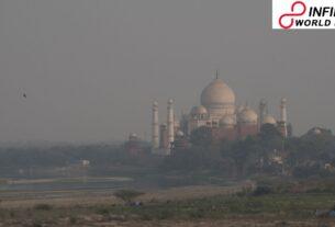 Haze, Smog Engulf Uttar Pradesh; Urban Hospitals Report Surge into Respiratory Cases