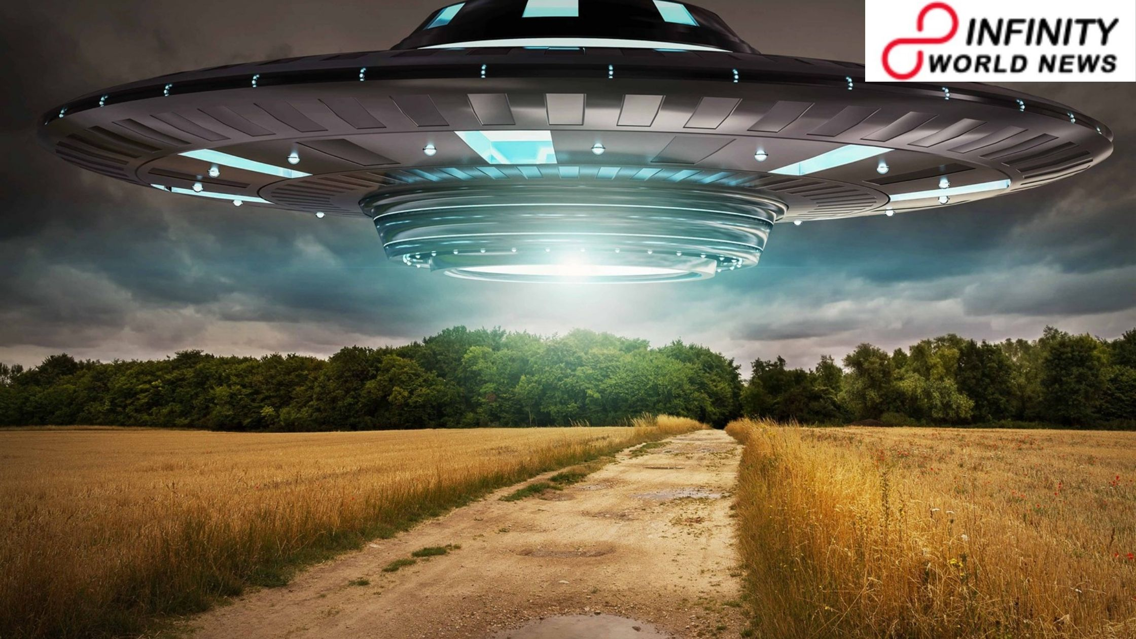 Spilt Pentagon Photo Seems to Capture a UFO. Is it Real This Time?