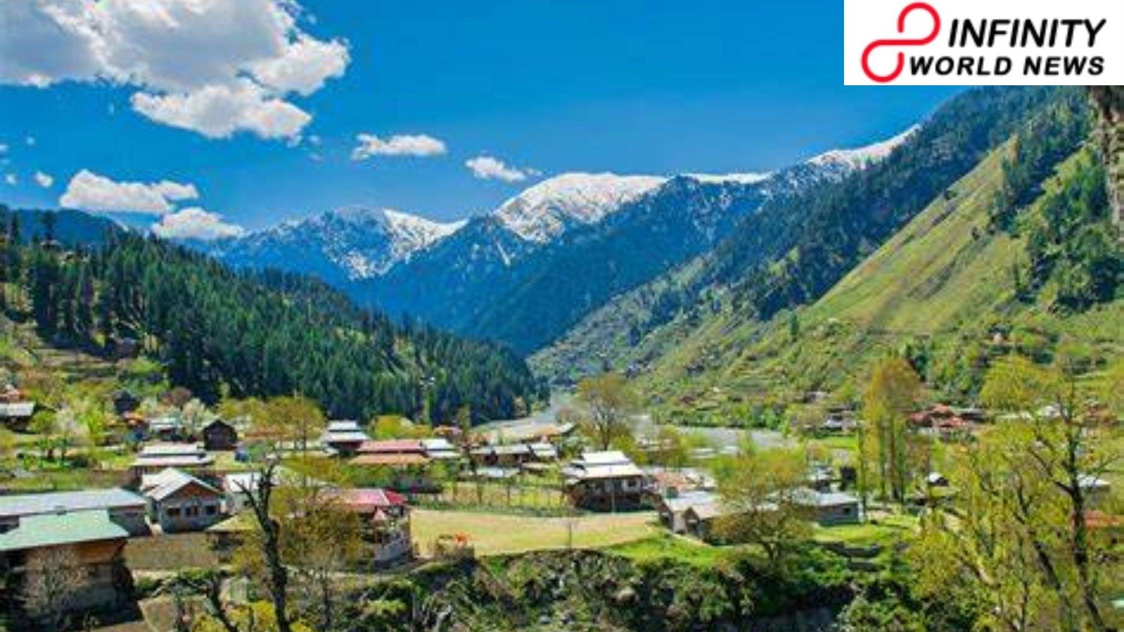 Torrential slide Warnings Issued in Jammu and Kashmir, Ladakh