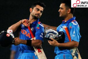 Virat Kohli MS Dhoni Defined In ICC s Men s Teams Of The Decade