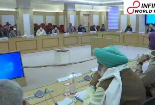 'We brought our own food,' state rancher pioneers, decline food or tea offered by the government at Vigyan Bhawan meet