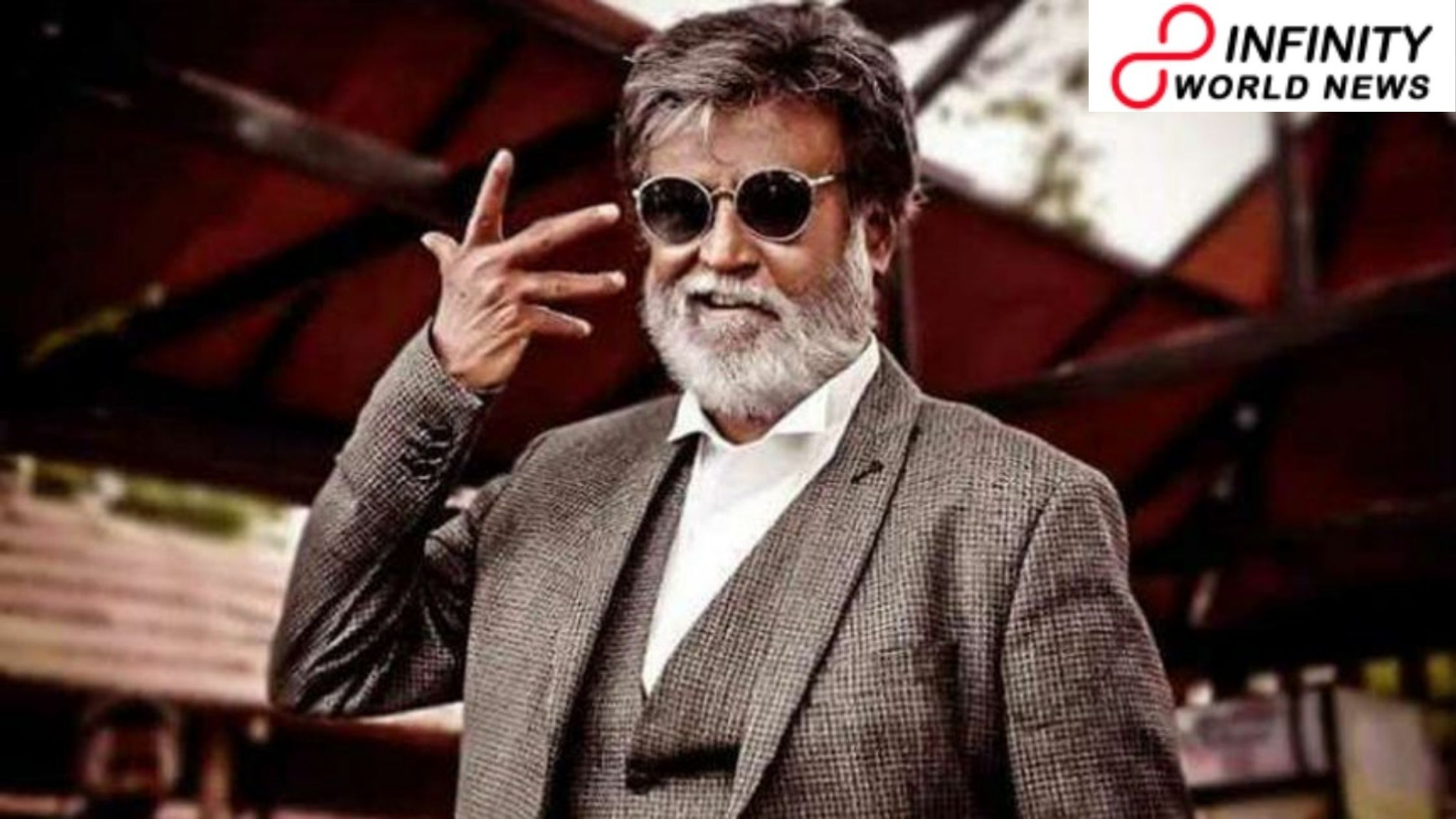 Will dispatch political party in January, tweets Rajinikanth; says declaration on December 31