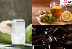 5 Foods to Control Stress also its Effects