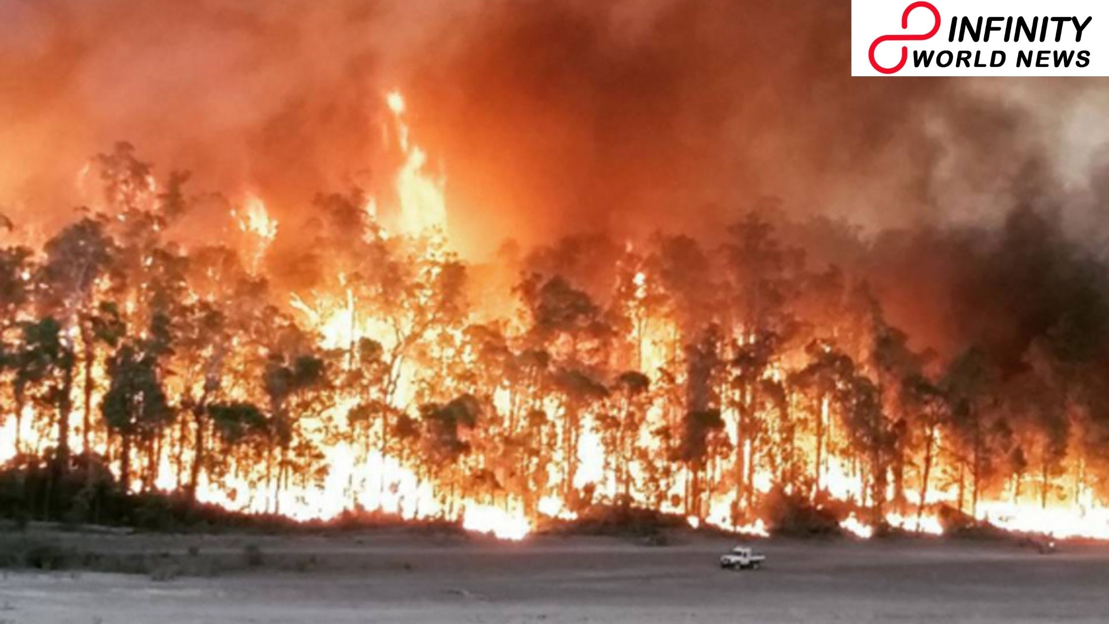 Bushfires within Australia to Become More Common