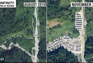 China Has Made Village Into Arunachal, Show Satellite Images