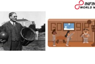 Google Doodle Celebrates James Naismith, The Father Of Basketball