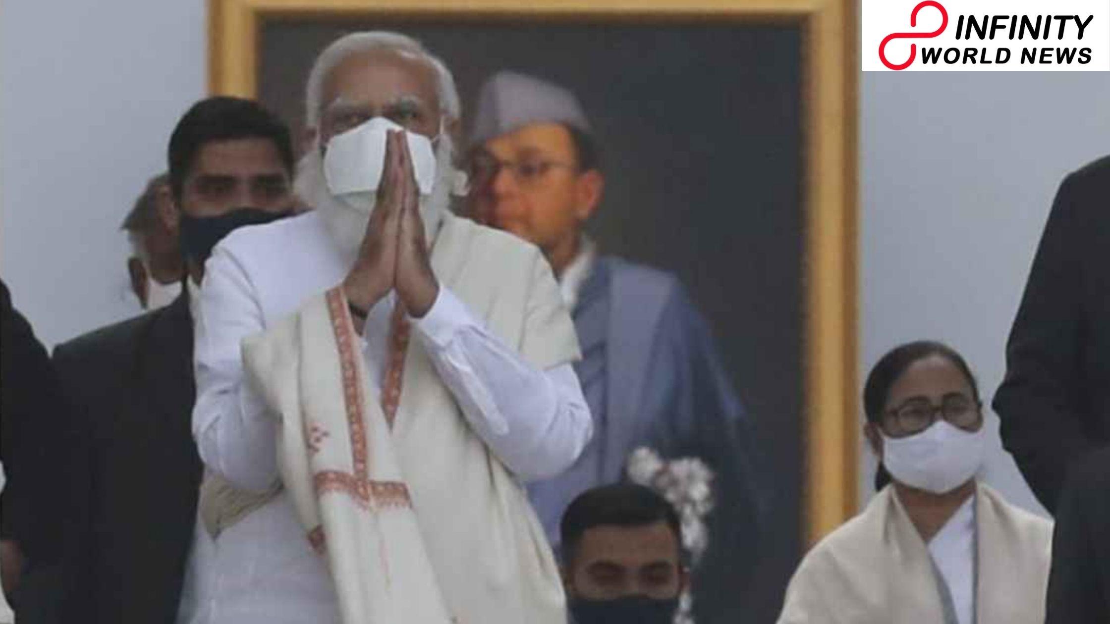 In Kolkata, How PM Modi Kept Politics Apart from Anniversary of Netaji's Legacy