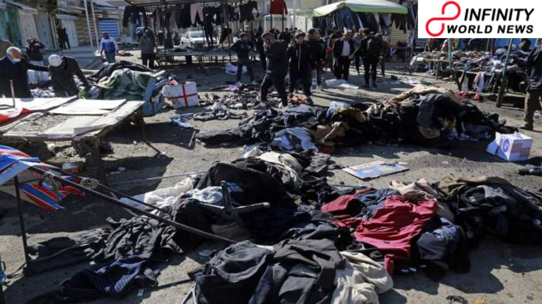 Iraq attack: Twin self-destruction bombings in focal Baghdad murder 32