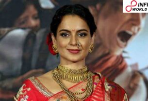 Kangana Ranaut To Perform Indira Gandhi In Political Period Drama