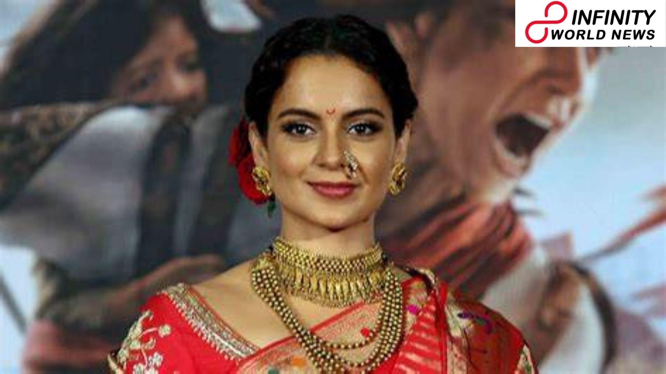 Kangana Ranaut To Perform Indira Gandhi In Political Period Drama