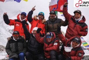 Nepali climbers leave a mark on the world with winter culmination of K2 mountain