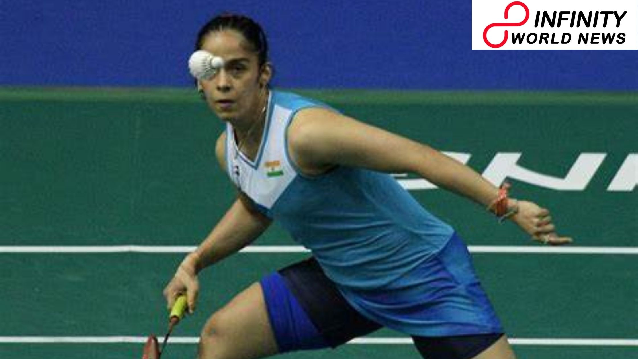 Thailand Open: Saina breaks out in the wake of missing to Thailand's Busanan in the 2nd round