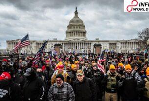 US Capitol riots: World pioneers respond to 'astonishing' scenes in Washington