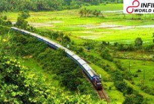 Viral Picture of 'Stupendous View' of Harwada Railway Station in Karnataka Leaves Netizens Amused