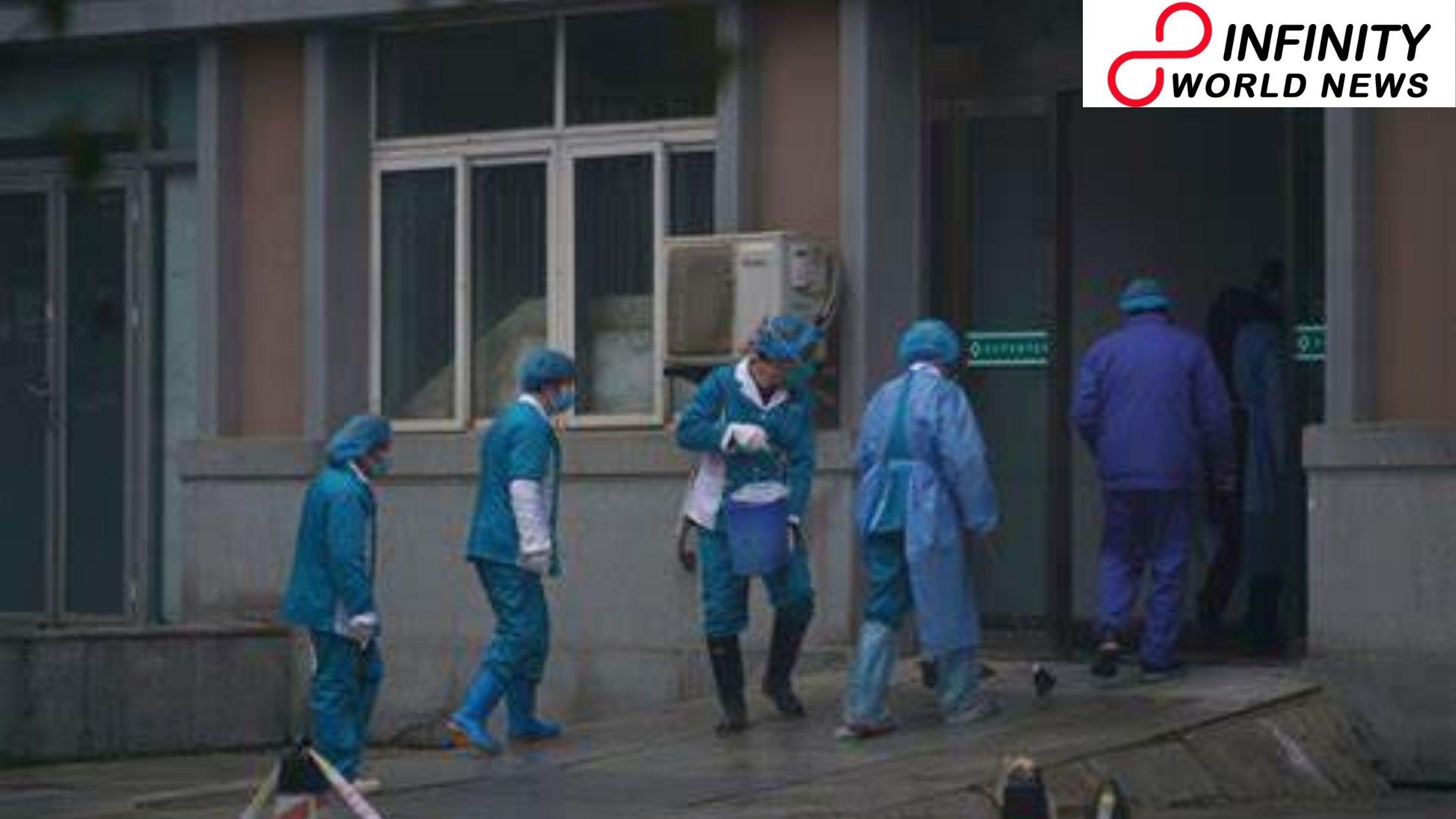 Coronavirus: WHO probe team into China exits Wuhan isolate
