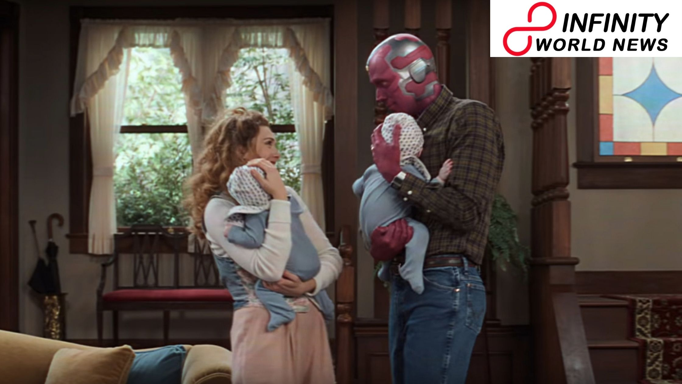 'WandaVision' Review: Marvel's 1st Disney+ Series Is To AARP and Not Enough MCU