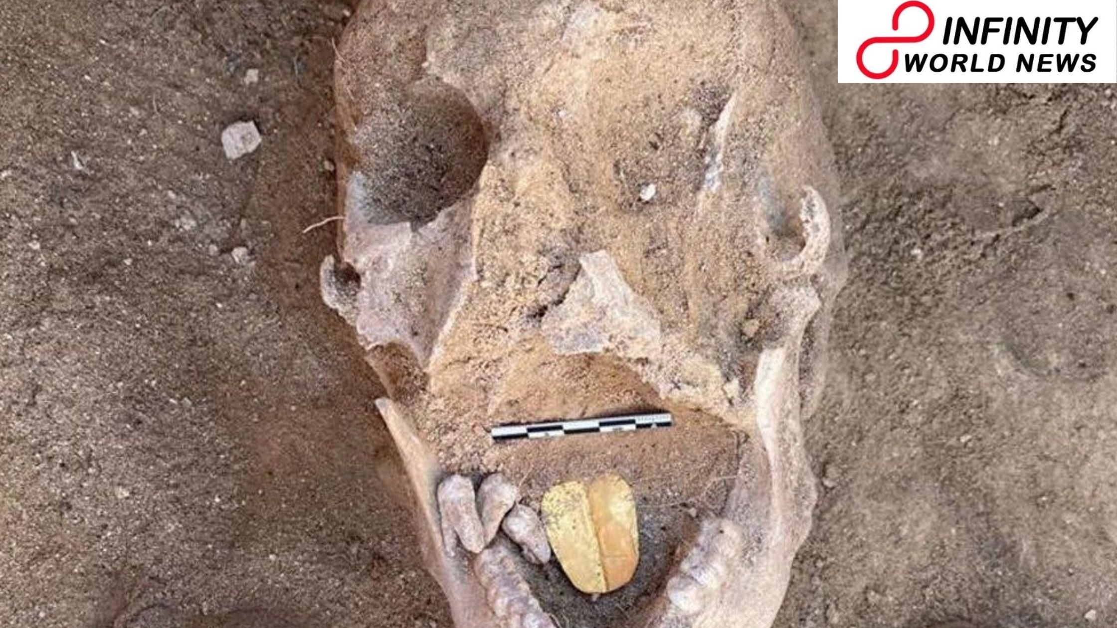 Antiquated mummies with brilliant tongues uncovered in Egypt