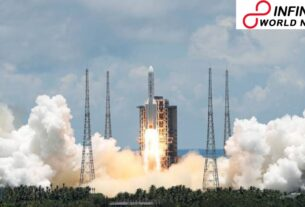 China Mars mission: Tianwen-1 shuttle goes into space