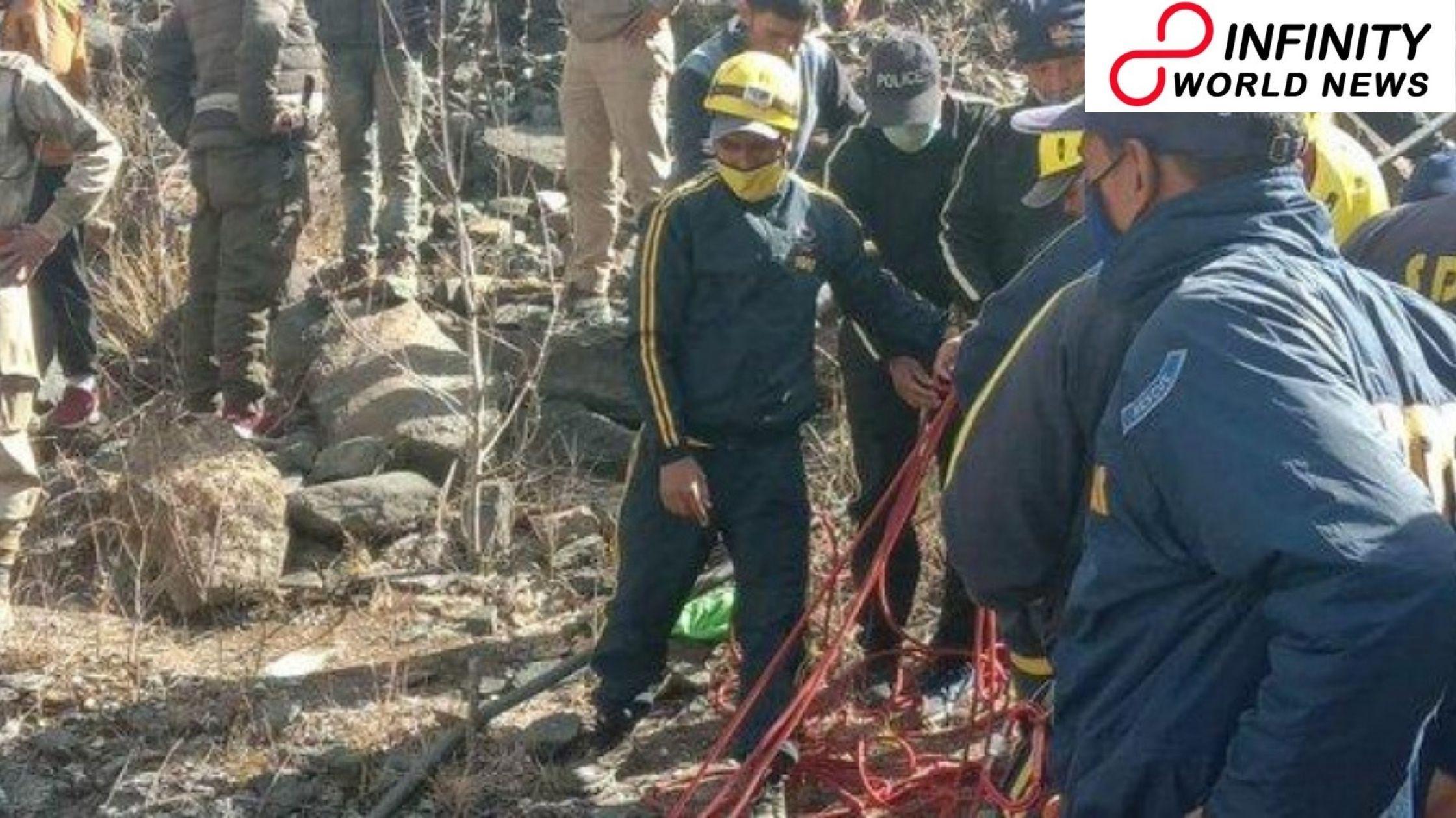 Colossal Flood As Uttarakhand Glacier Breaks, 10 Dead, 125 Missing
