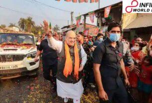 'Endeavors made to fail to remember Netaji's commitment but...': Amit Shah in Kolkata
