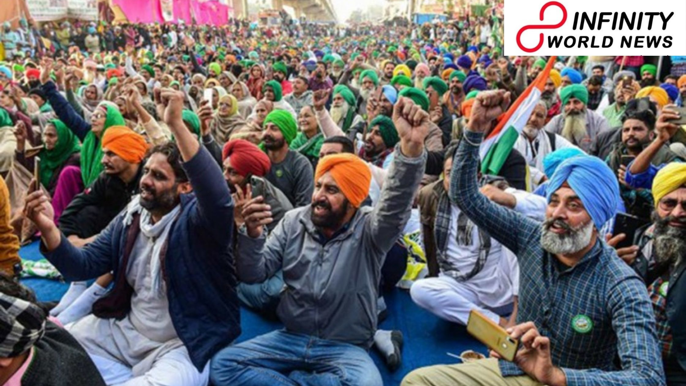 Farmer Leaders Say Will Block Roads Beyond The Country On Saturday