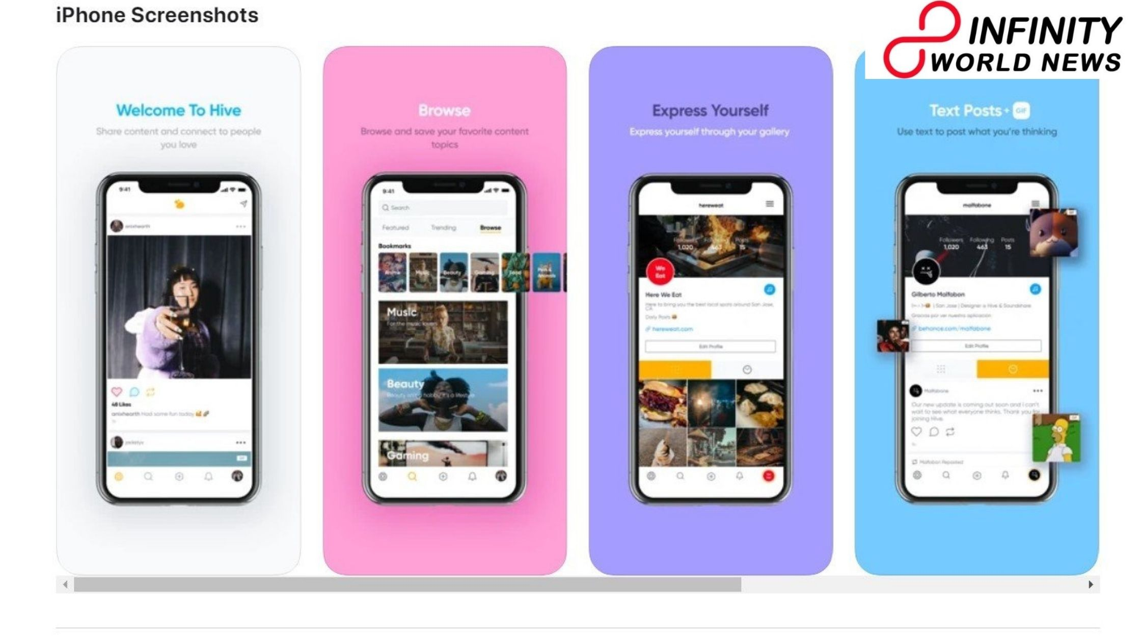 Hive Social media app: Android variant coming this year