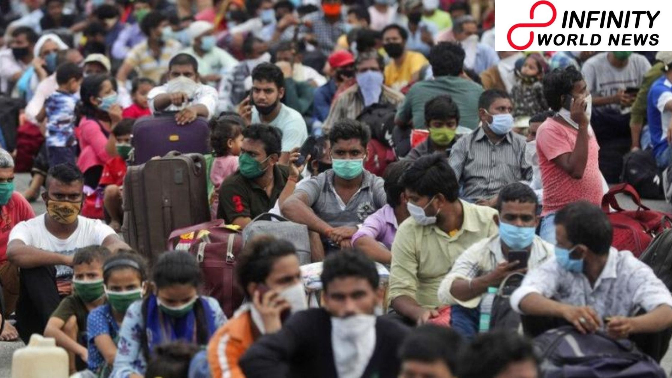 India Sees Most Active Increase In Active Covid Cases Since End-November