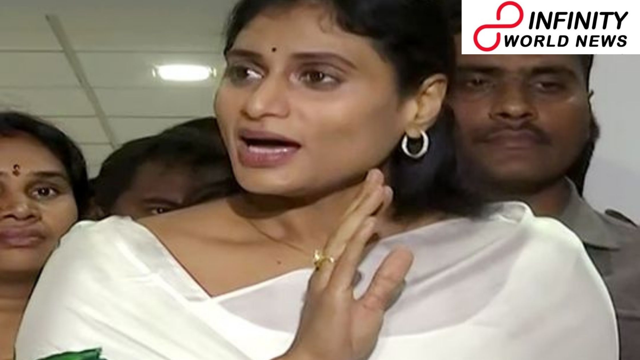 Jagan Mohan Reddy's Sister Whispers At Political Entry Independent Of Him