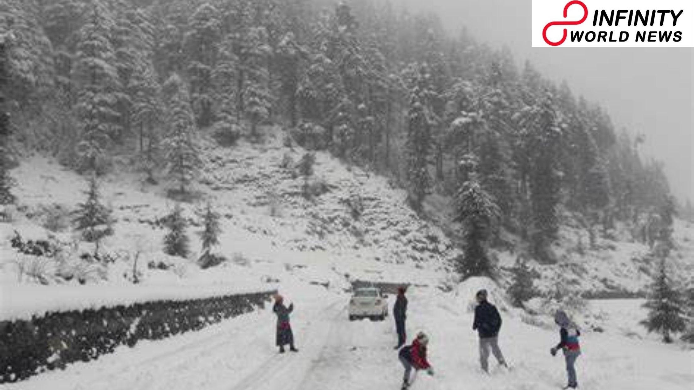 Jammu-Kashmir Himachal Uttarakhand to Observe Heavy Rain Snowfall
