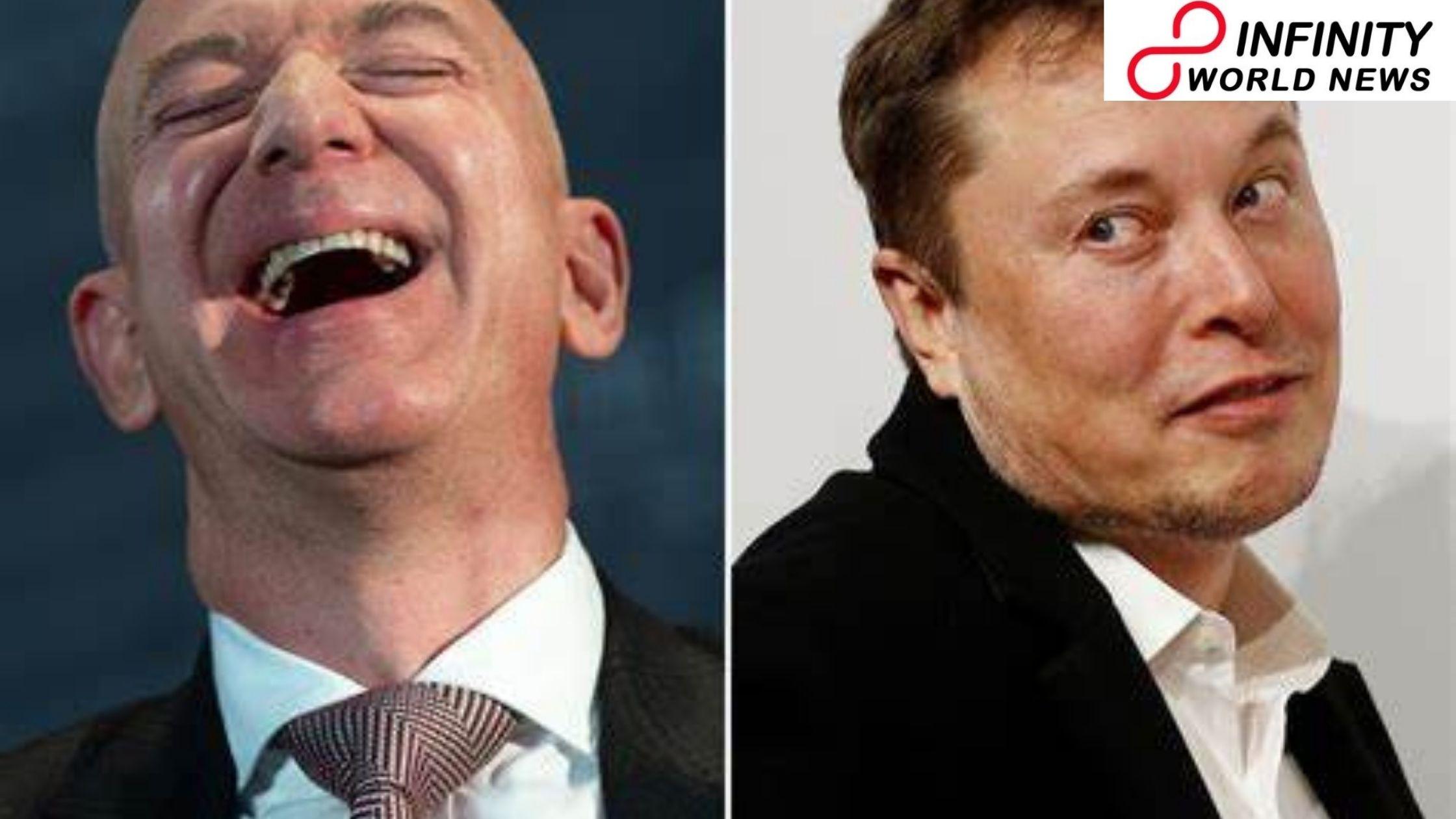 Amazon to Star Trek: Jeff Bezos is Fixed to Focus on 'Blue Origin'. Is Elon Musk Monitoring?