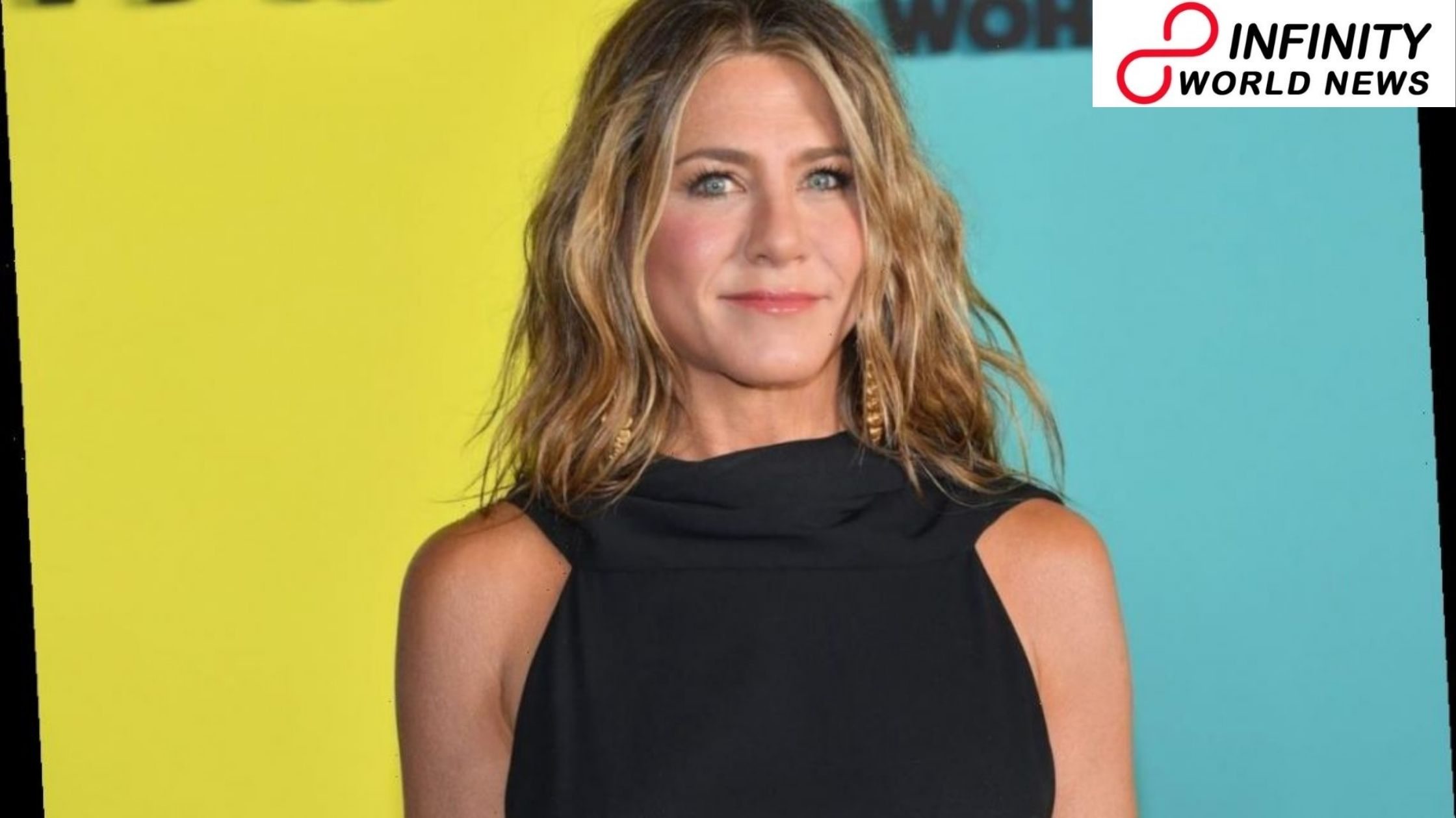 Jennifer Aniston Shares Secret to Being a 'Happy Girl'
