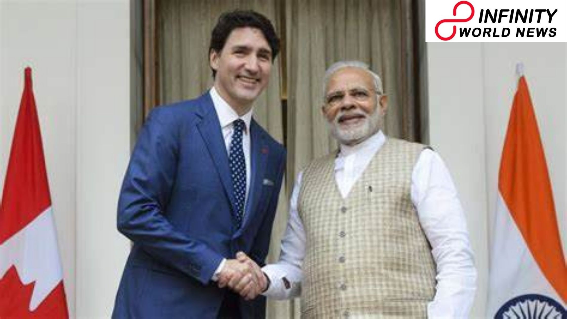 Justin Trudeau Thanks India Over Battling COVID, Securing Vaccine Doses Toward Canadians