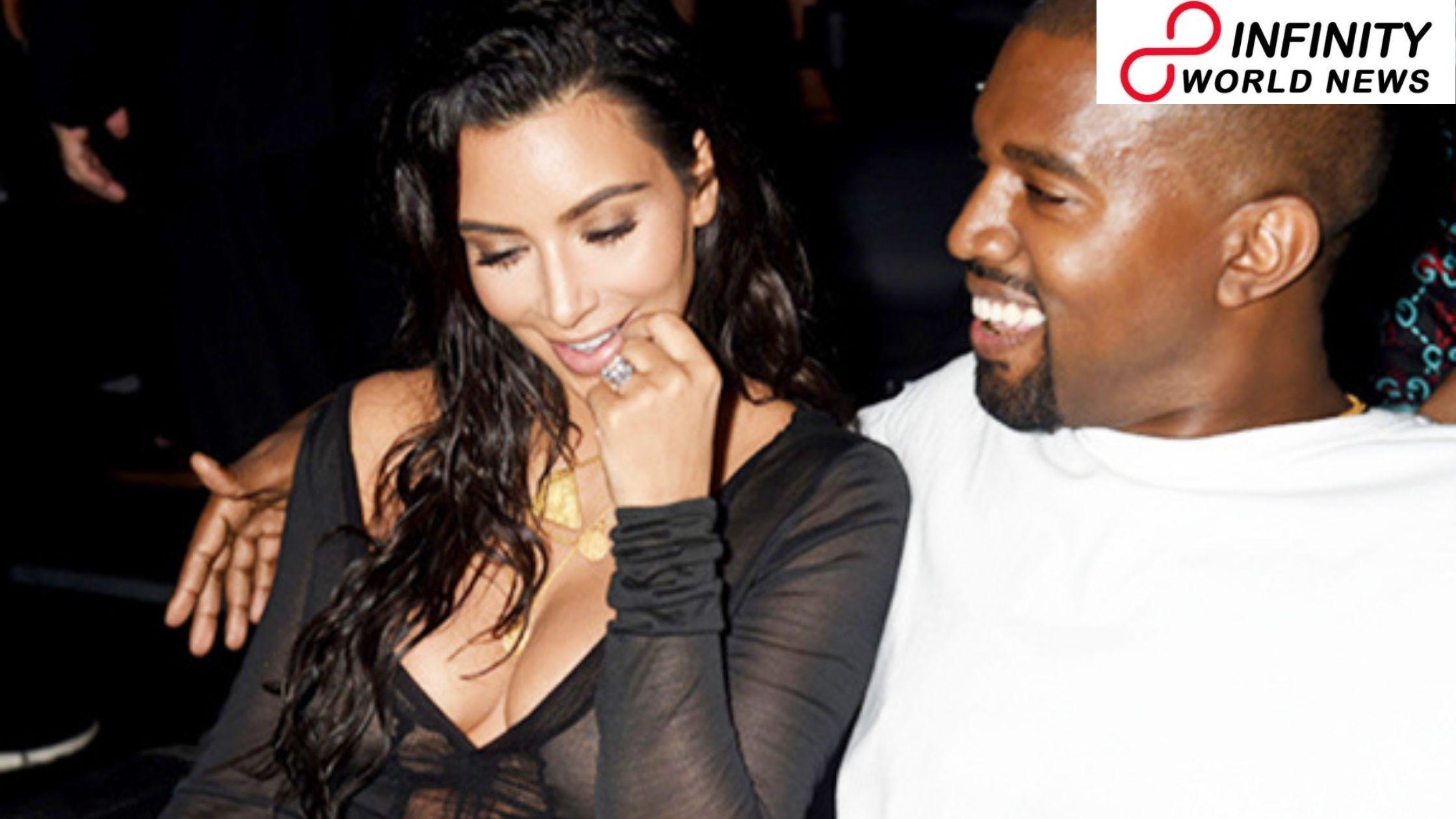 Kim Kardashian 'files to separate from Kanye West'