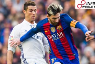 Lionel Messi Named Football's GOAT While NFL Super Bowl; Cristiano Ronaldo Craving Out Sparks Controversy