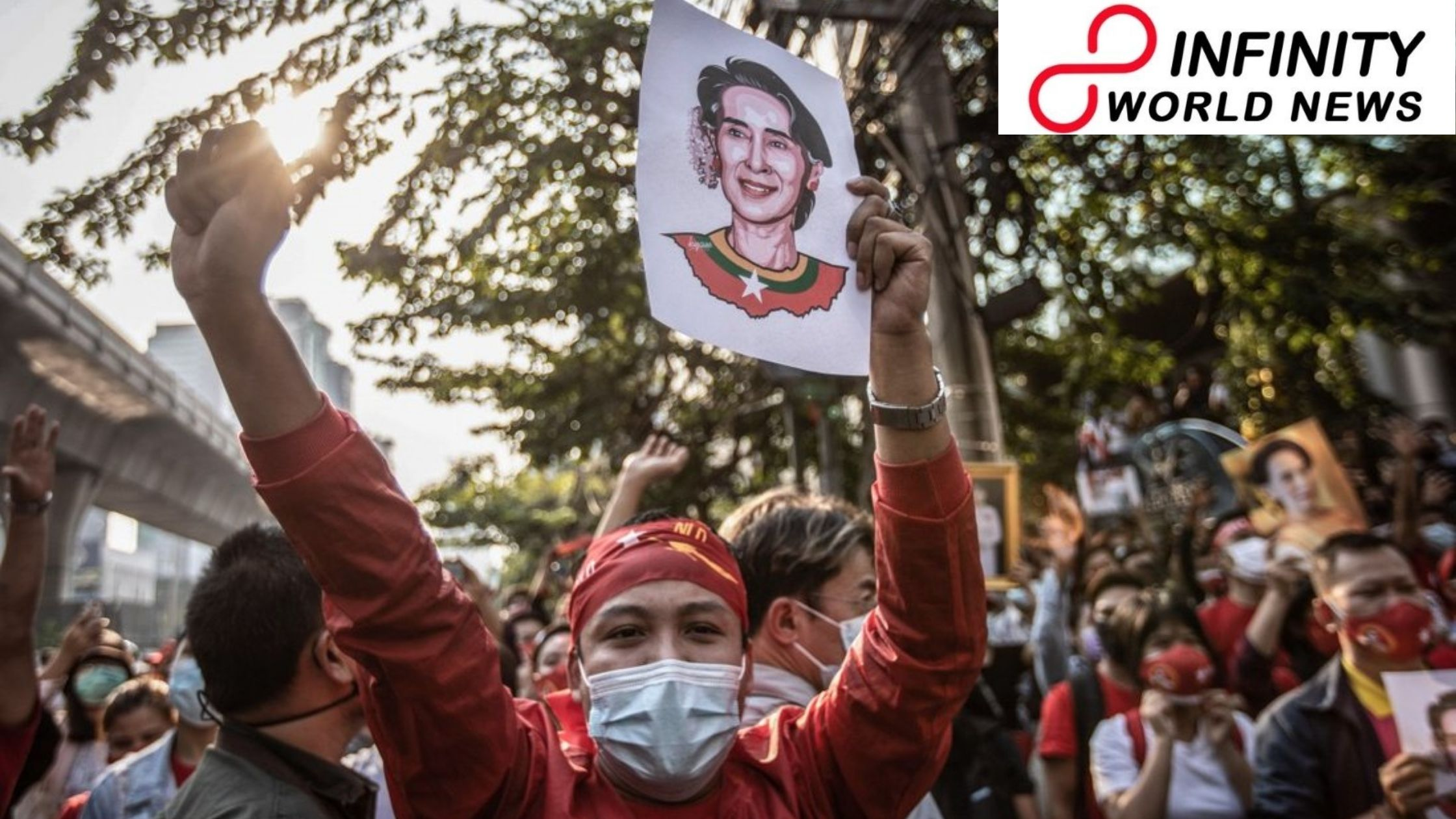 Myanmar: Aung San Suu Kyi faces new charge amid fights
