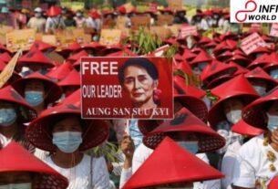 Myanmar: Deadliest day of fights as Police open fire