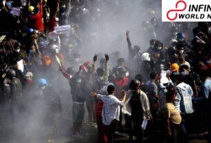 Myanmar upset: Police shoot elastic shots as dissenters challenge boycott
