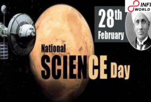 National Science Day being noticed today, Vice President, Prime Minister welcome country