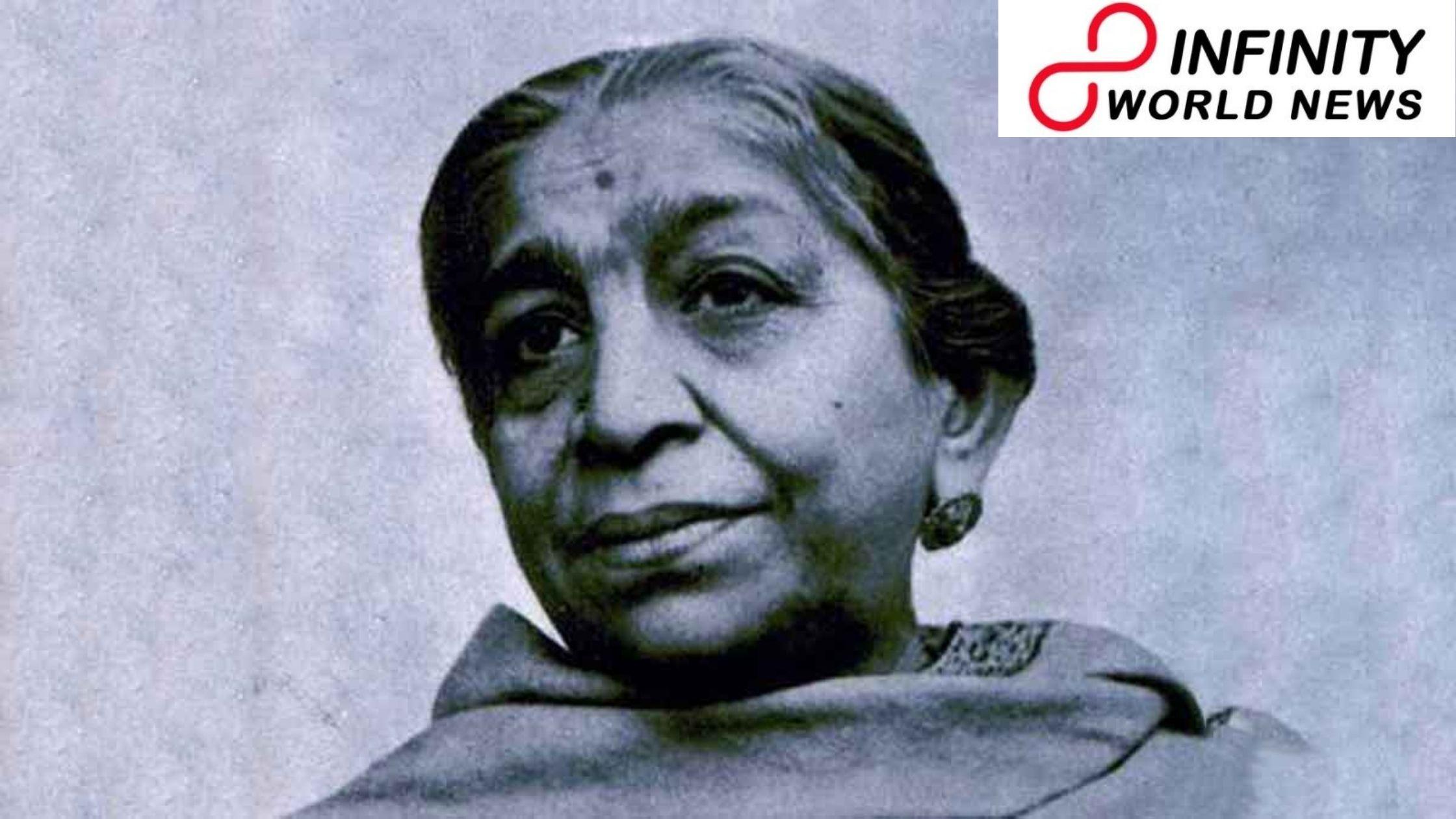 Sarojini Naidu Birth Anniversary: Here's the reason National Women's Day is seen on the birth commemoration of 'Bharat Kokila'