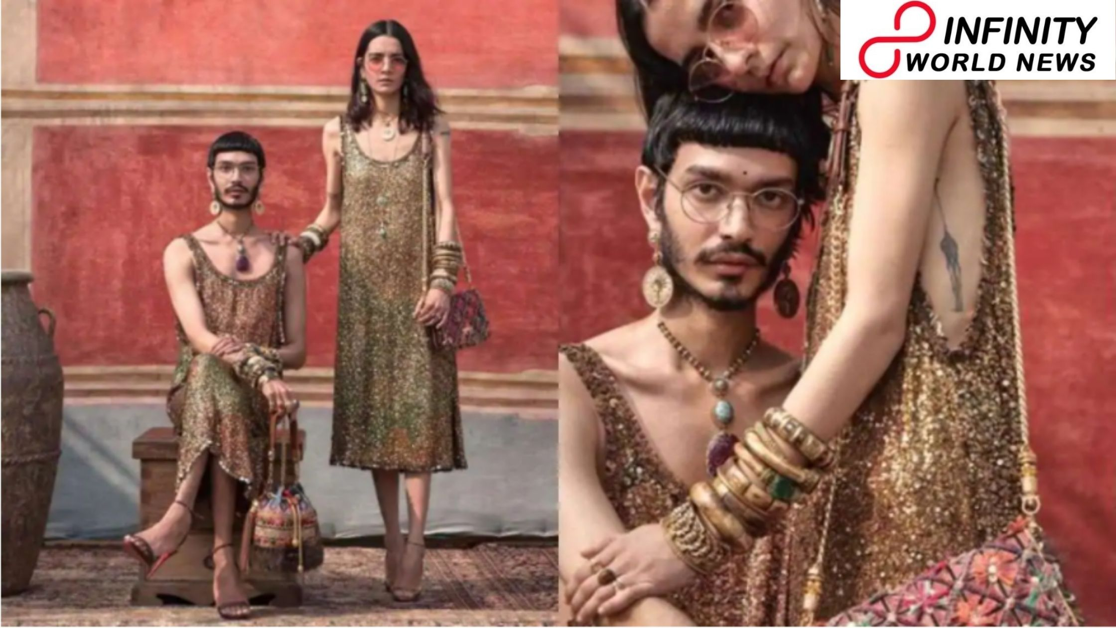 'Why Is A Guy Clothing Dress and Heels?': Sabyasachi's New Gender-Fluid Accumulation Sparks Debate