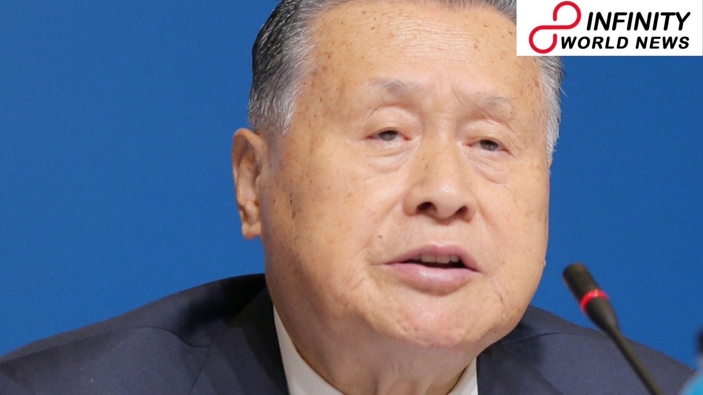 Yoshiro Mori: Tokyo Olympics chief to venture down over sexism line