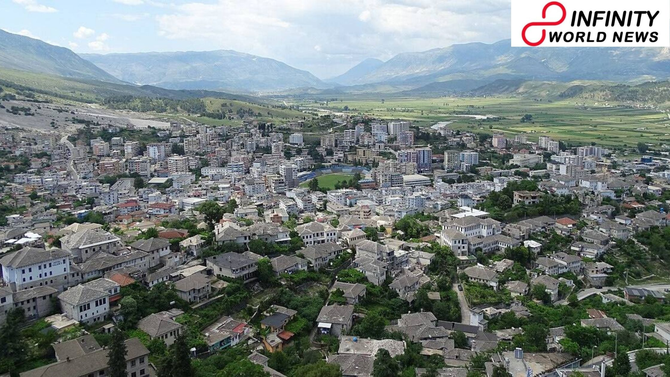 Albanian world heritage site battles without travellers