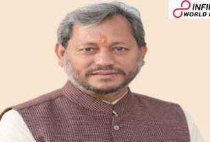 """America Governed India For 200 Years..."": Uttarakhand Chief Minister"